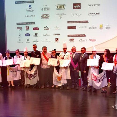 Ecole hotelière avignon concours jeunes talents escoffier 2019